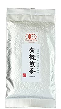 Ocha & Co. Premium Organic Japanese Sencha Loose Leaf Green Tea 100g 3.5oz.