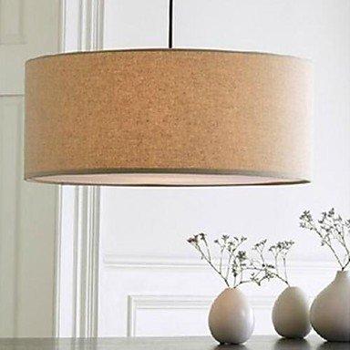 Jiaily illuminazione luci pendente,paese,5 luci, tessuto,circolare,il Bar lampadario , 220-240V