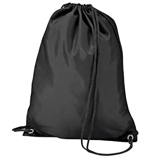 BagBase – Mochila saco o de cuerdas Impermeable/resistente al agua Deporte/Gimnasio (11 litros)