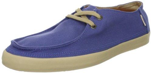 Vans M RATA VULC STV NAVY VJXMSN0, Herren Sneaker Blau (STV Navy)