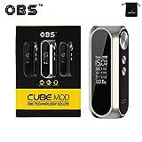 Authentique OBS Cube 80W MOD 3000mAh Cigarette électronique Box avec 0,96 inch...