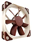 Noctua NF-S12A ULN, Ultra Quiet Silent Fan, 3-Pin (120mm, Brown)