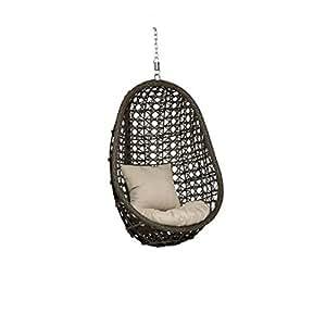 Hängeschaukel dESTINY coco fauteuil suspendu suspension que le panier-promo fauteuil en polyrotin à armature