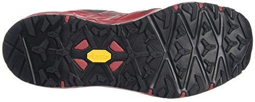 The North Face Hedgehog Fastpack Lite II GTX, Stivali da Escursionismo Uomo Multicolore (Griffin Grey/tnf Red)