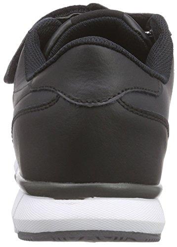 KangaROOS K-bluerun 700 V B, Chaussures de fitness homme Noir - Noir/gris foncé (522)