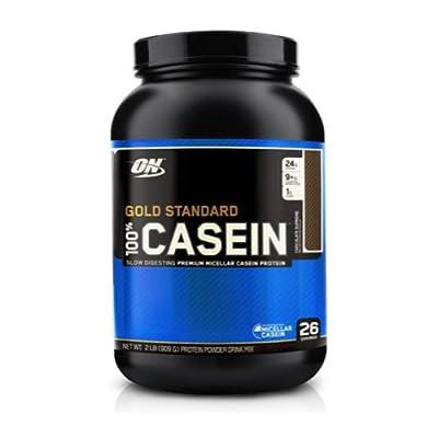Optimum Nutrition Gold Standard 100% Casein Protein Powder Drink