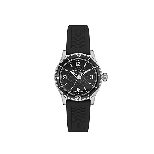 Reloj cuarzo para mujer Nautica Nws 01 NAD12539L