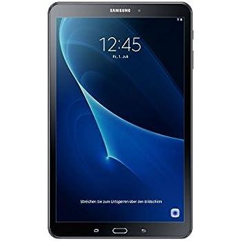 """Samsung Galaxy Tab de 10,1 """", 25,65 cm () (16 GB, Android, 1 puerto USB 2,0 y 1 conector Jack,) negro"""