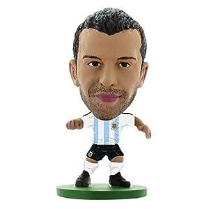 SoccerStarz SOC1208 Argentina Javier Mascherano Figura