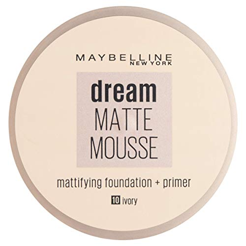 Maybelline 56303 Dream Matte Mousse Base Maquillaje