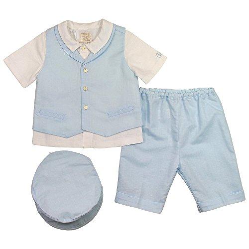 dbab4e552f7e Emile et Rose - Ensemle de sous-vêtements - Bébé (garçon) 0 à
