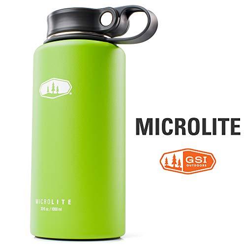 GSI Outdoor Microlite 1000Mytoptrendz Spring Green, 33FL. oz