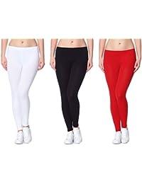 0b71c1ef8b 3XL Women's Leggings: Buy 3XL Women's Leggings online at best prices ...