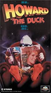 Howard the Duck [VHS] [Import USA]