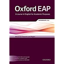 Oxford EAP: Intermediate/B1+: Student's Book and DVD-ROM Pack