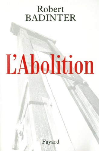 L'Abolition (Documents)