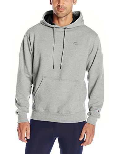 champion-mens-powerblend-pullover-hoodie-oxford-gray-medium