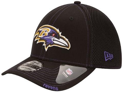 NFL Baltimore Ravens Neo 3930 Cap, Small/Medium