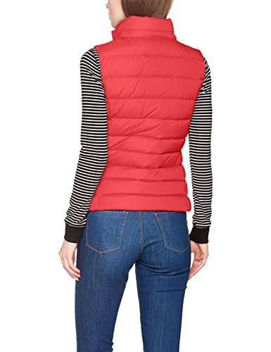 ... Tommy Jeans Damen Weste Rosa (Rose Red 667)