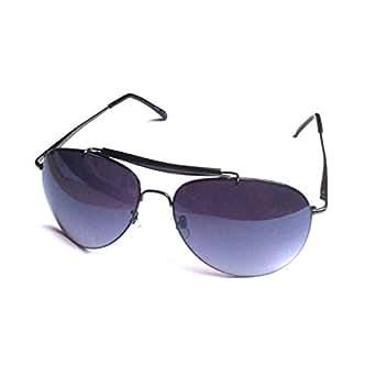 Chic-Net Sonnenbrille Unisex Pilotenbrille Steg Aufsatz dick Element Eight getönt 400UV dunkel