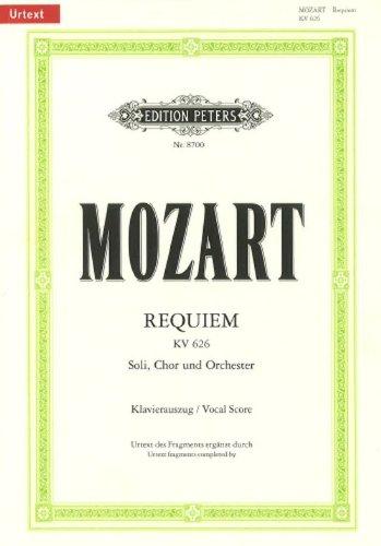 Requiem KV626 (Beyer) - Cht/Po