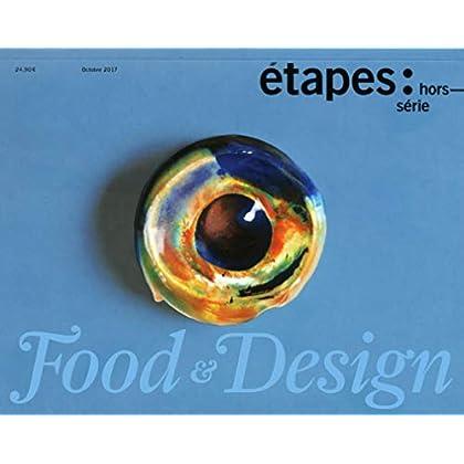 Etapes Hors série - Food & Design