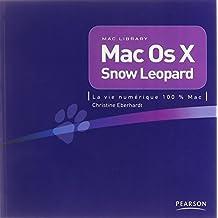 Mac Os X Snow Leopard nouveau prix