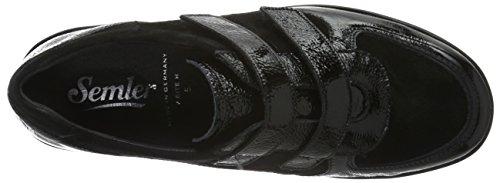 Semler Judith, Sneakers femme Noir - Noir (001)