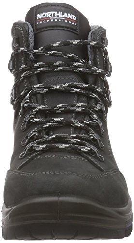 Northland Professional Khumbu HC Boots, Chaussures de Trekking et Randonn&EacuteE Homme Noir - Schwarz (black/blue 2)