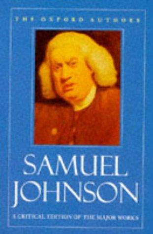 Samuel Johnson (Oxford Authors)