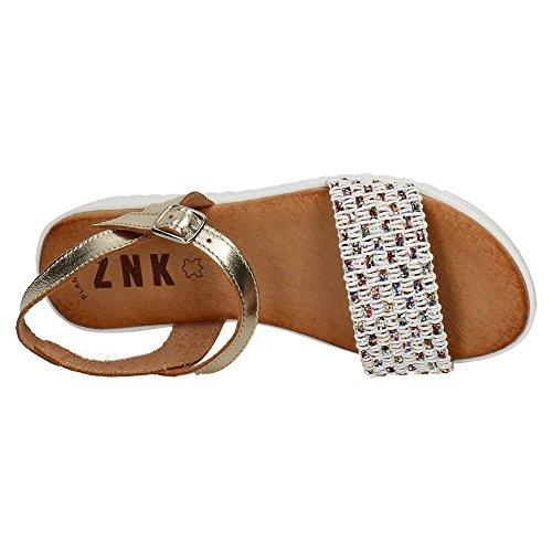 MADE IN SPAIN , sandales femme Blanc