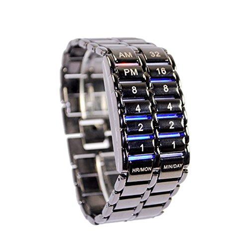 fome-herren-verkohlten-stahl-binary-led-armbanduhr-schwarz-fome-geschenk
