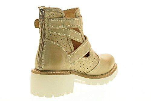 NERO GIARDINI scarpe donna stivaletti P717120D/439 Tortora