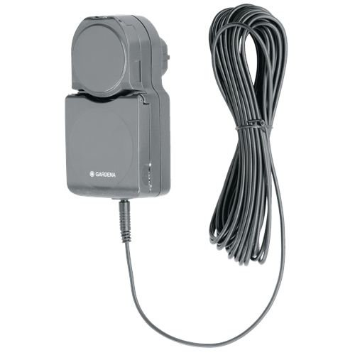 GARDENA Pumpensteuerung 24 V: Pumpendruckschalter zur Förderung alternativer Wasserquellen, zur Steuerung von Pumpen bis 2000 W (1273-20)