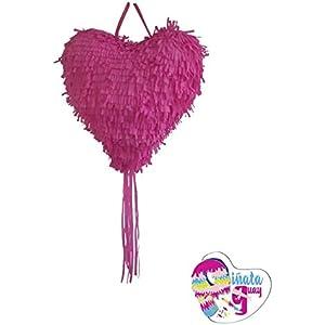 Pinata Herz. 3D. Piñata Hochzeit