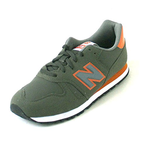 New Balance 373 green/orange