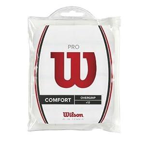 Wilson Pro Overgrip 12 Stück