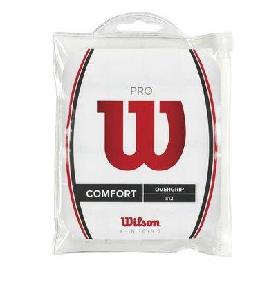 WILSON Wilson Pro Overgrip 12 Stück
