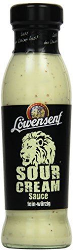 LOEWENSENF Sour-Cream Sauce, 6er Pack (6 x 270 ml)