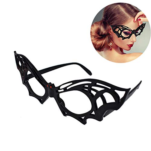 Zoylink Glasses Frame Dekorative Kreative Party Brillengestell für Halloween