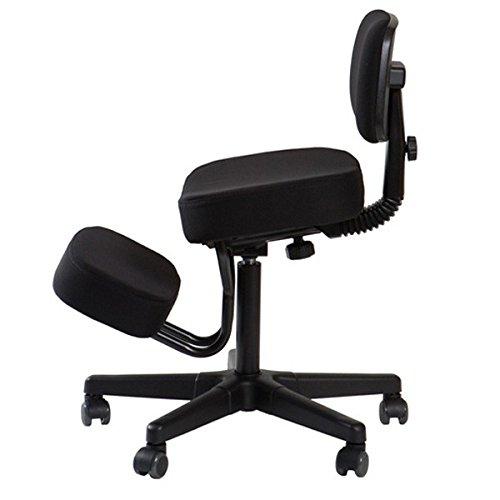 Siège ergonomique Solace Métal Jobri avec dossier