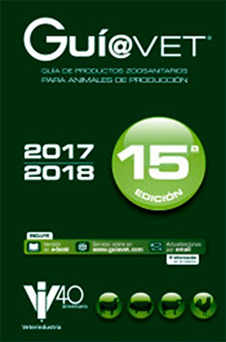Guíavet ANIMALES PRODUCCIÓN: Guía de productos zoosanitarios para animales de producción - Libros de veterinaria - Editorial Servet