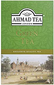 Ahmad Tea London Green Tea, 500 gm
