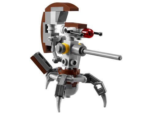Lego Star Wars Droideka Sniper Destroyer Droid Minifigure (Star 75002 Wars Lego)