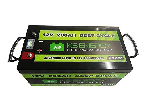 Preisvergleich Produktbild Lithium-Batterie (LiFePO4) 200Ah 12V