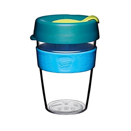 KeepCup Changes Makers Clear Plastic Edition - Ozone 12oz