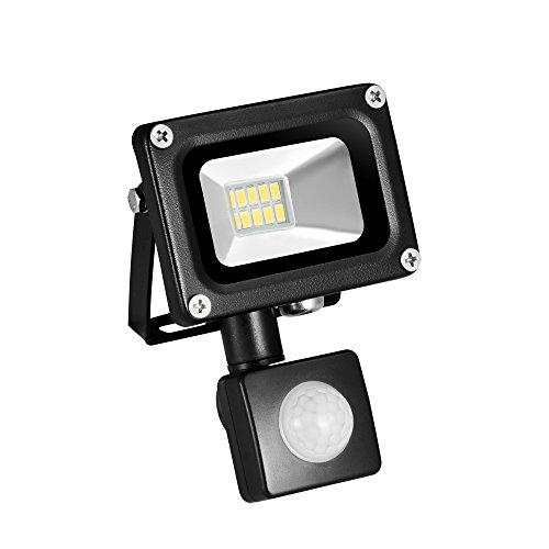 Himanjie® LED Proyector Exterior Sensor movimiento