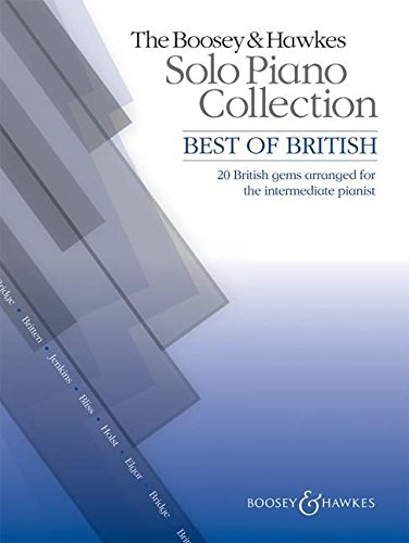 Solo Piano Collection: Best of British - 29 British