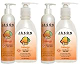 (2er BUNDLE) | Mango/Papaya Satin Body Wash | 900ml - Jason Bodycare
