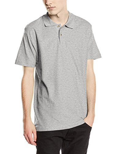 Stedman Apparel Herren Poloshirt Polo Men/st3000 Grey Heather